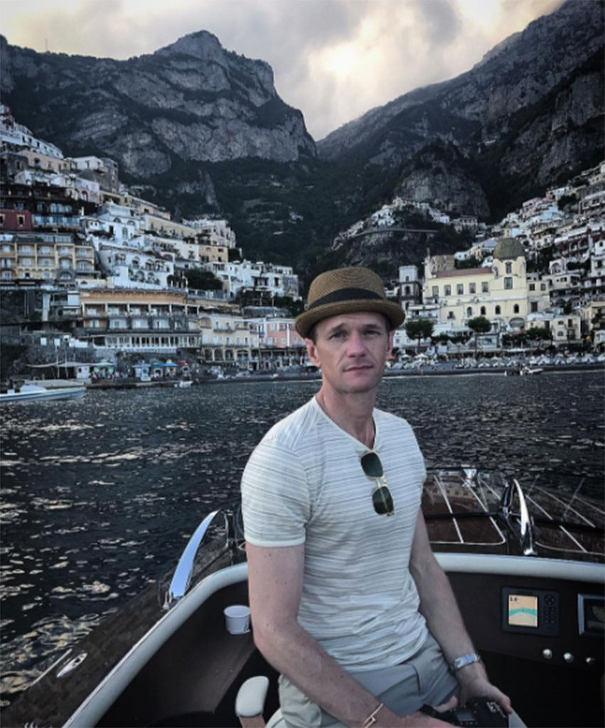 Neil Patrick Harris From Celebs On Vacation