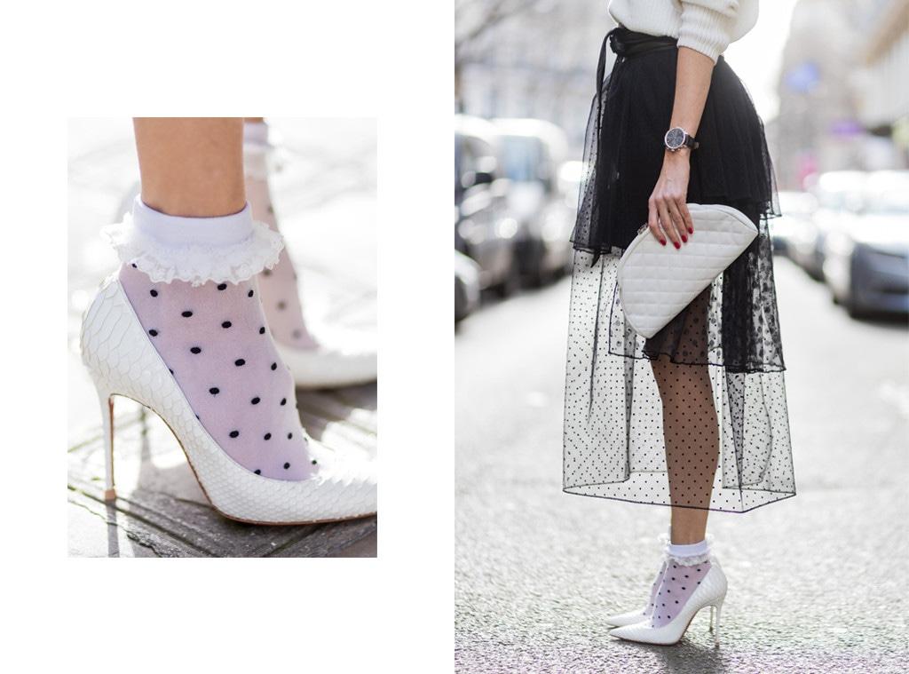 ESC: How to Break In Shoes, Top