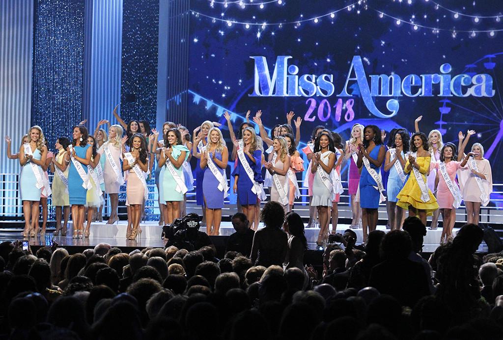 Miss America 2018