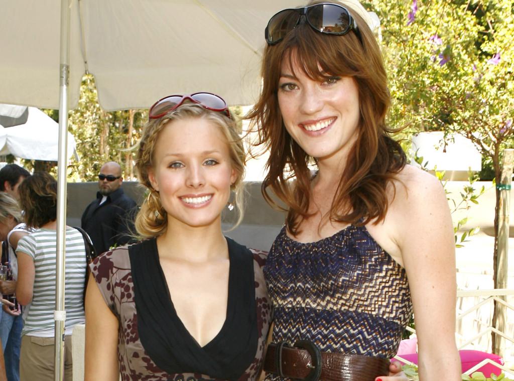 Kristen Bell, Jennifer Carpenter
