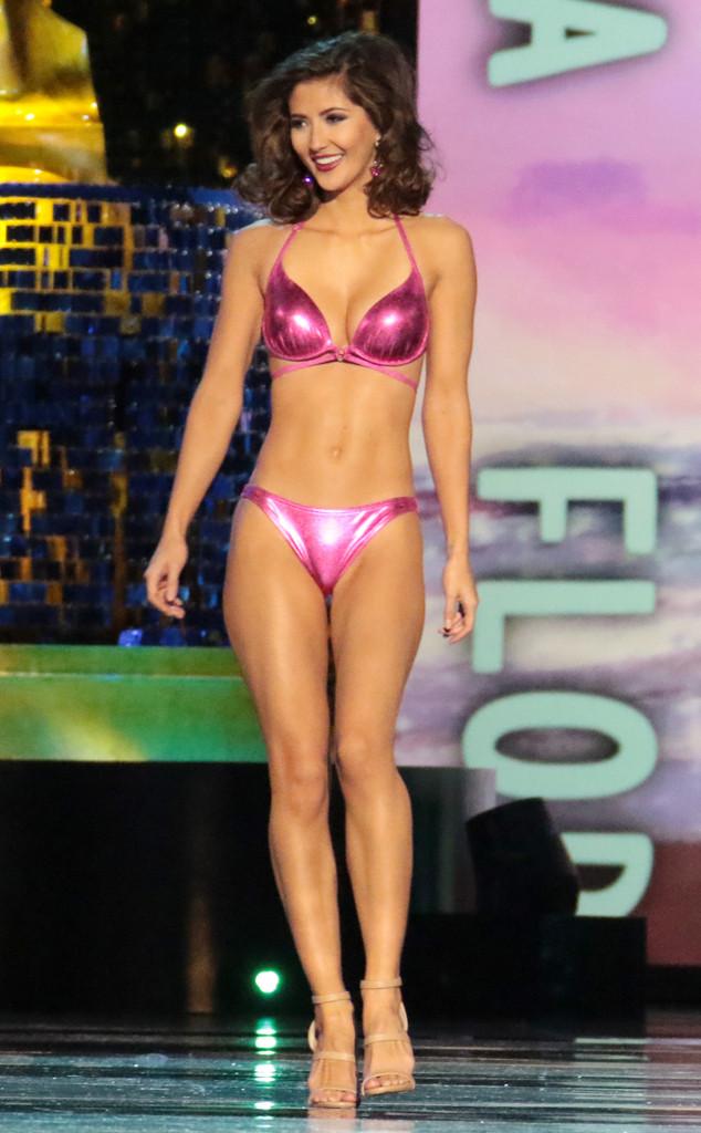 Miss America 2018 Contestants Showcase Bikinis Before Pageant E Online Ca