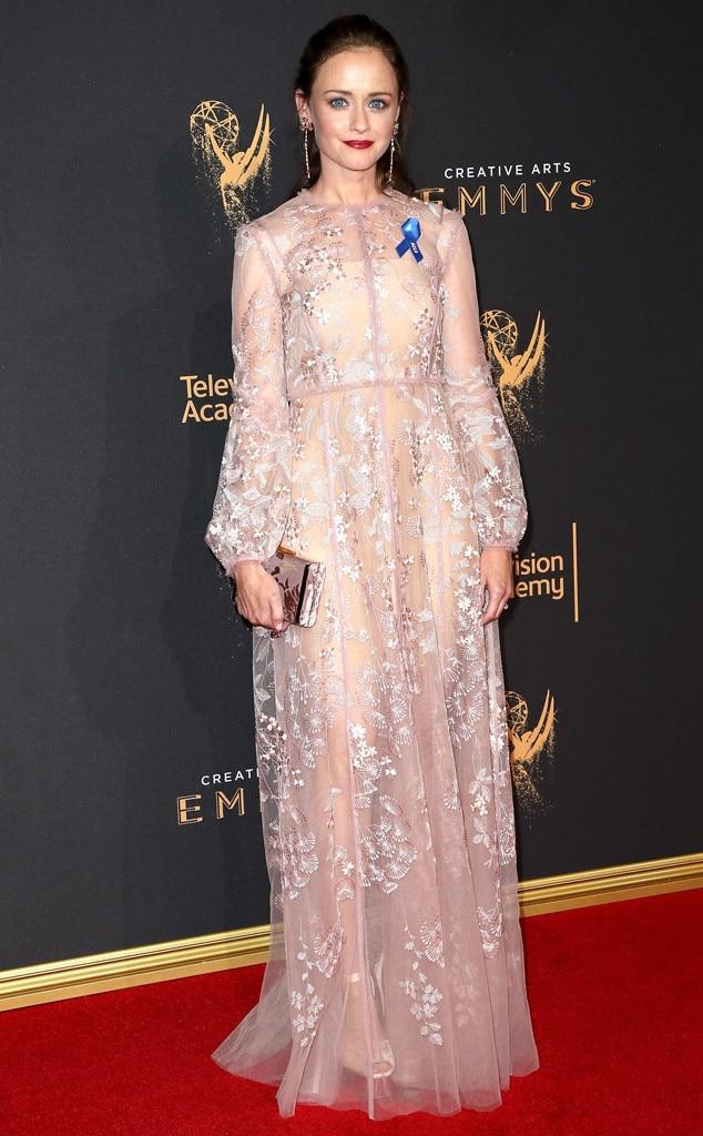 Alexis Bledel, 2017 Creative Arts Emmy Awards