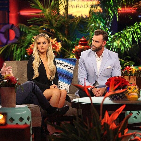 Sarah and robert bachelor in paradise dating