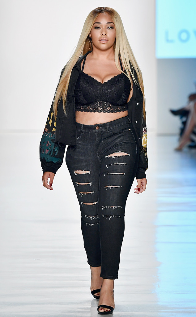 jordyn woods doesn t want to be a plus sized model e news