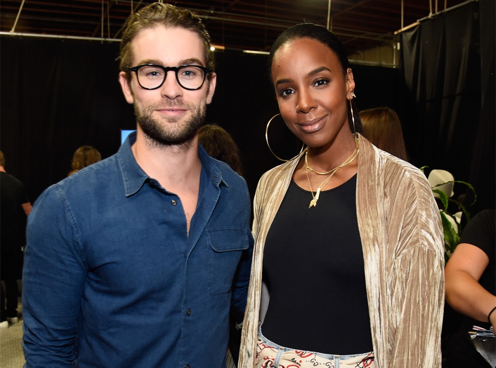 Chace Crawford & Kelly Rowland, Hand in Hand: A Benefit for Hurricane Relief