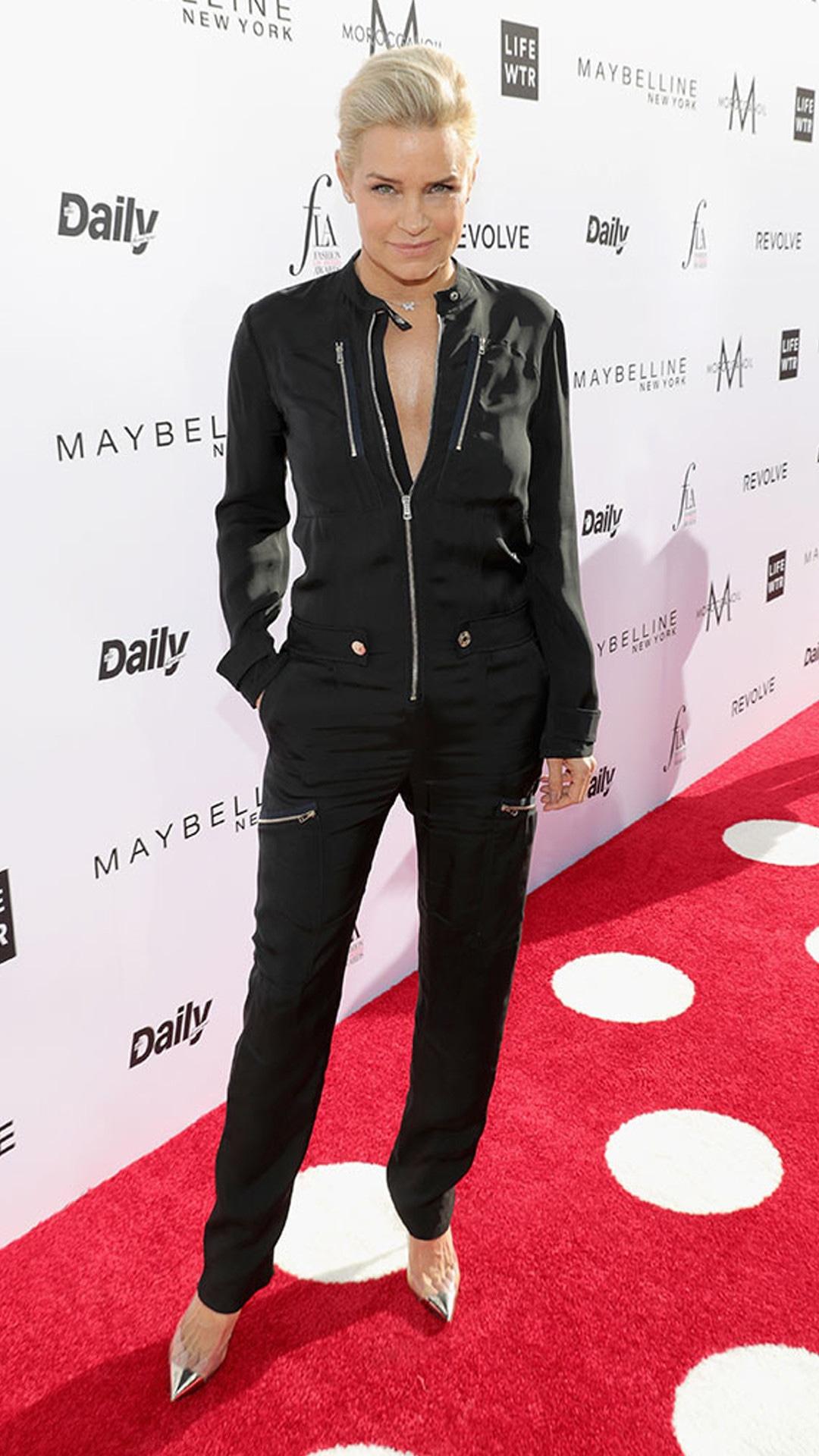 Yolanda Hadid, Fashion Los Angeles Awards
