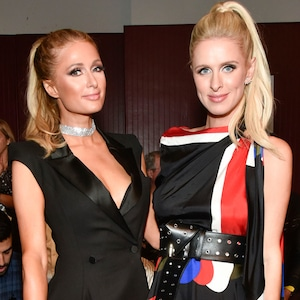 Paris Hilton, Nicky Hilton, NYFW 2017
