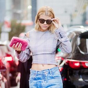 ESC: Celeb Street Style, NYFW Sofia Rochie