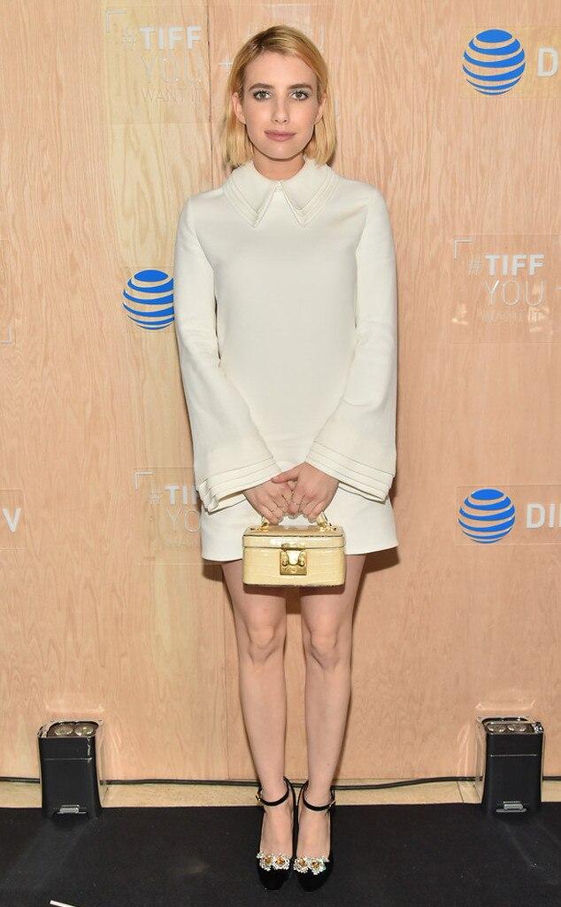 Emma Roberts, TIFF