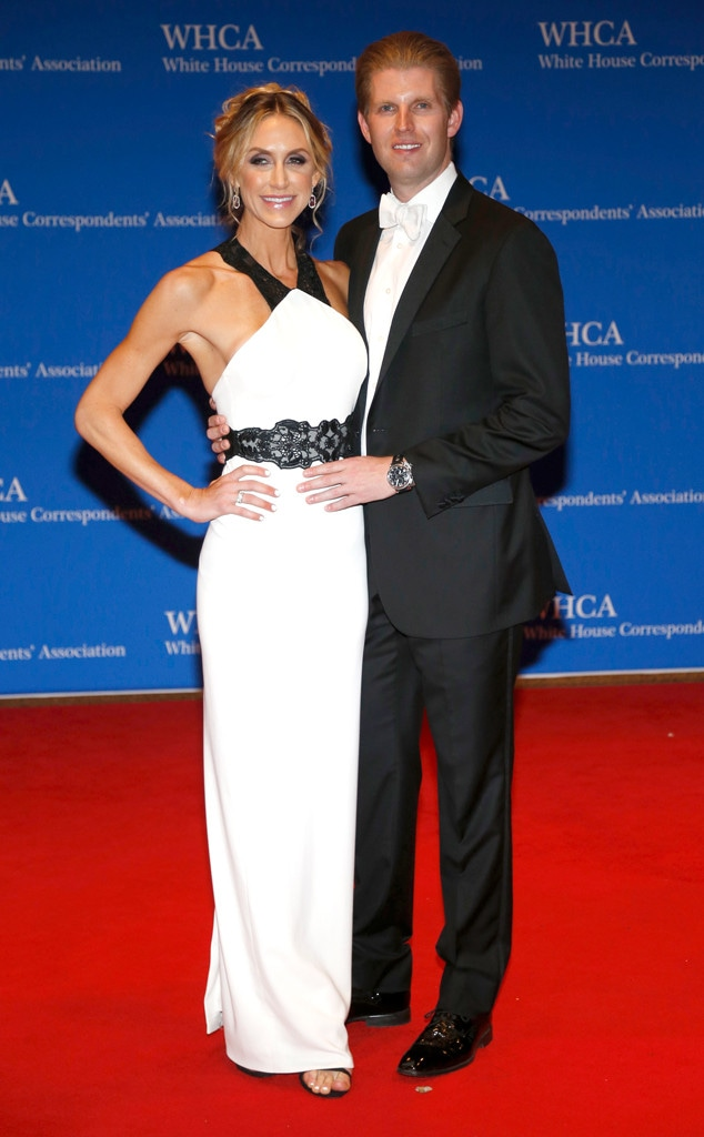 Eric Trump, Lara Yunaska