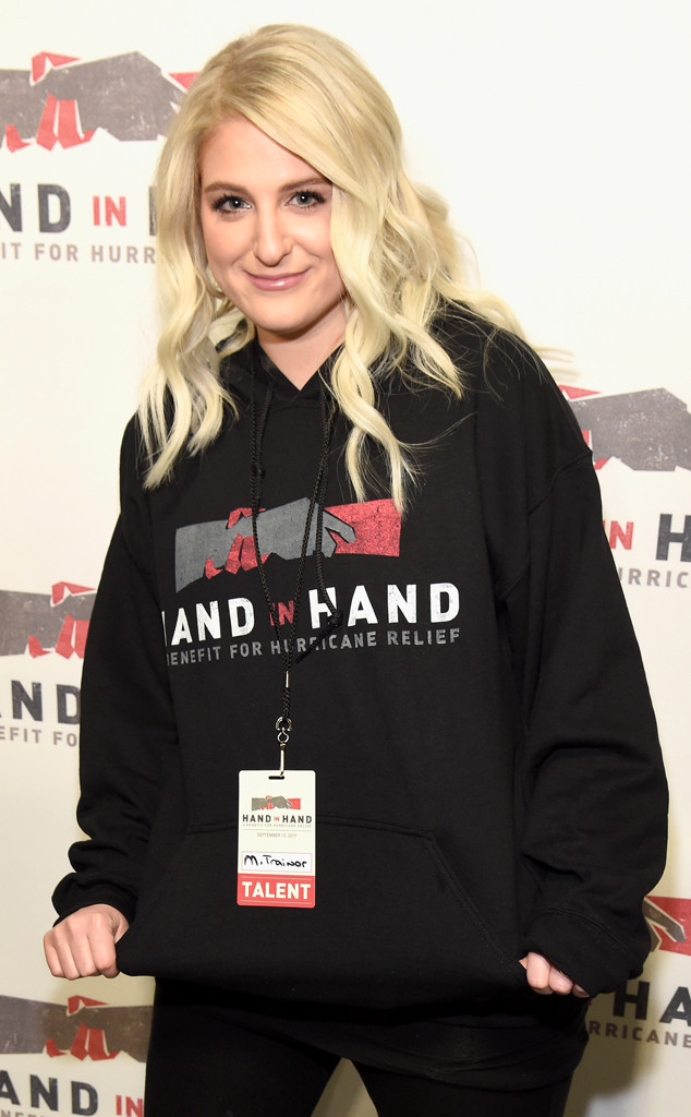 Meghan Trainor, Hand in Hand: A Benefit for Hurricane Relief