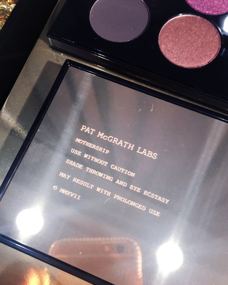 ESC: Pat McGrath Backstage Coach