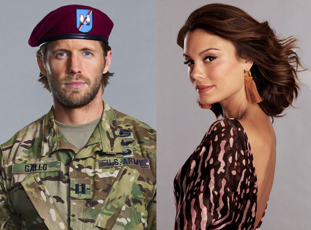 Matt Barr, Valor, Nathalie Kelley, Dynasty