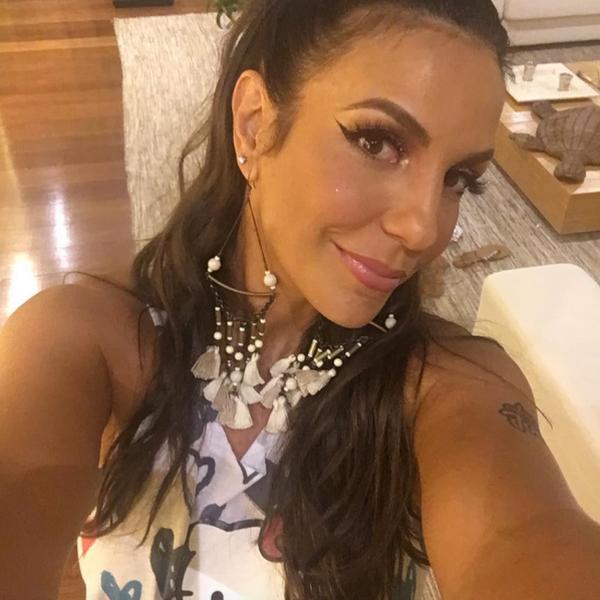 Ivete Sangalo, Instagram