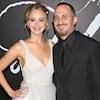 Jennifer Lawrence & Darren Aronofsky, 'Mother' NYC Premiere