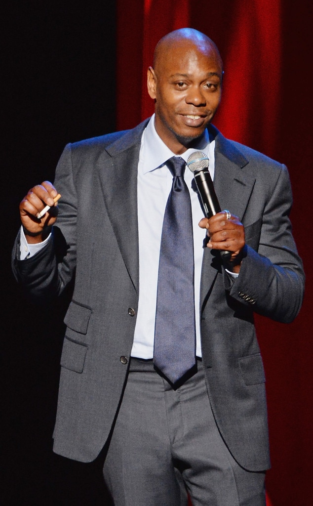 Emmys Presenters, Dave Chappelle