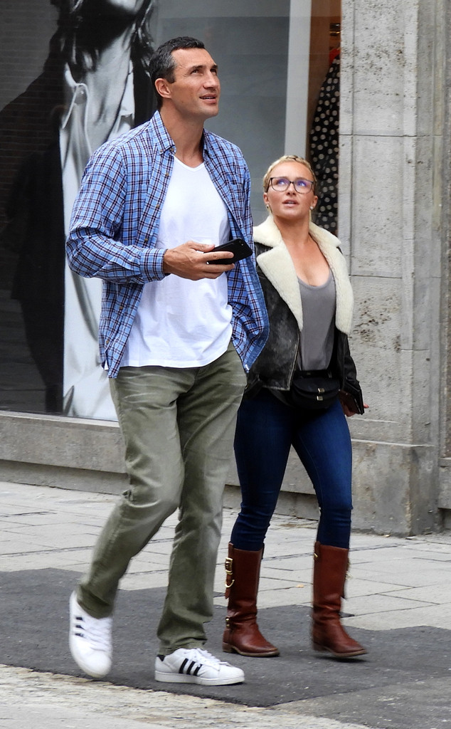 Hayden Panettiere, Wladimir Klitschko