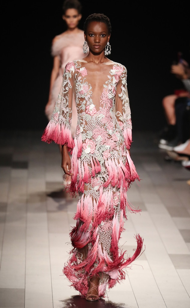ESC: NYFW, Best Looks, Marchesa