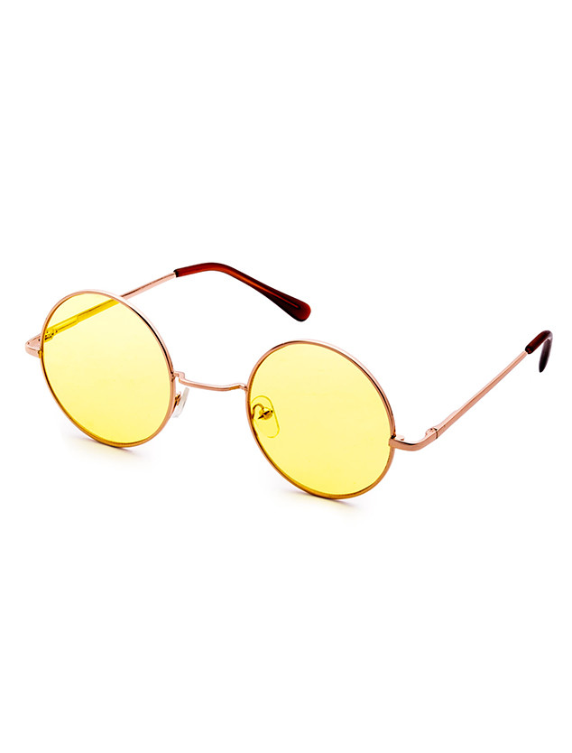 Photos From Dare 2 Wear Selena Gomez S Gold Tinted Sunglasses E Online