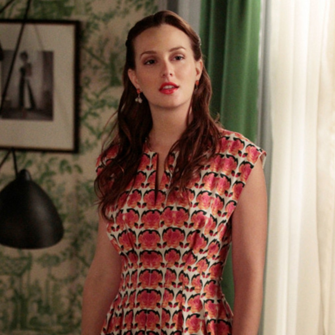 Gossip Girl Leighton Meester S 10 Best Looks As Blair E Online