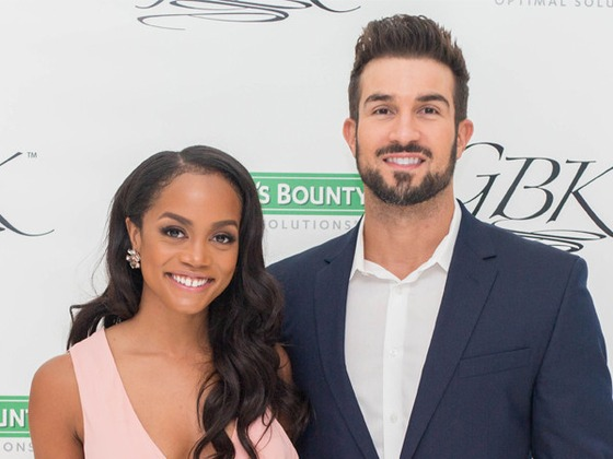 "Rachel Lindsay's Fiancé Bryan Abasolo Has ""Epic"" Bachelor Party in Miami: See the Photos"