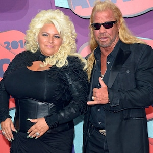 Beth Chapman, Duane Chapman, Dog the Bounty Hunter, 2014 CMT Awards