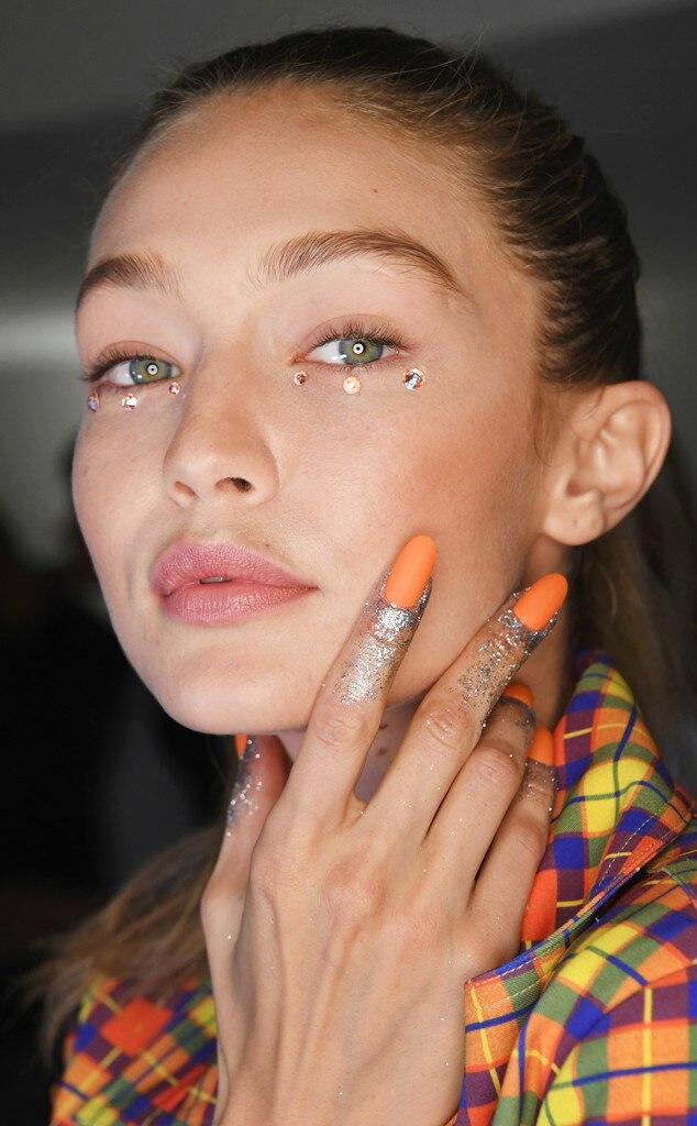 ESC: Gigi Hadid, NYFW Beauty Tips