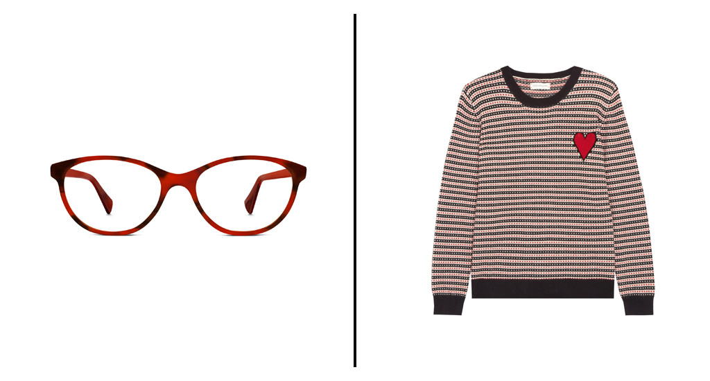 Branded: Fall Staples Based on Glasses
