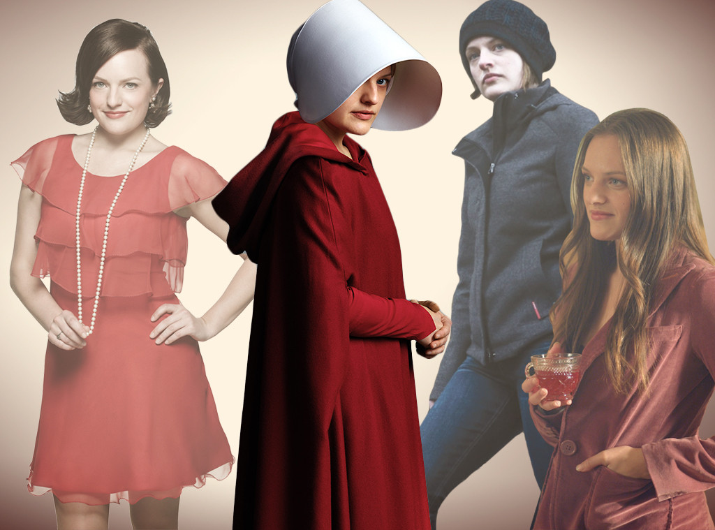 Elisabeth Moss, TV Roles, West Wing, Mad Men, Top of the Lake, The Handmaids Tale
