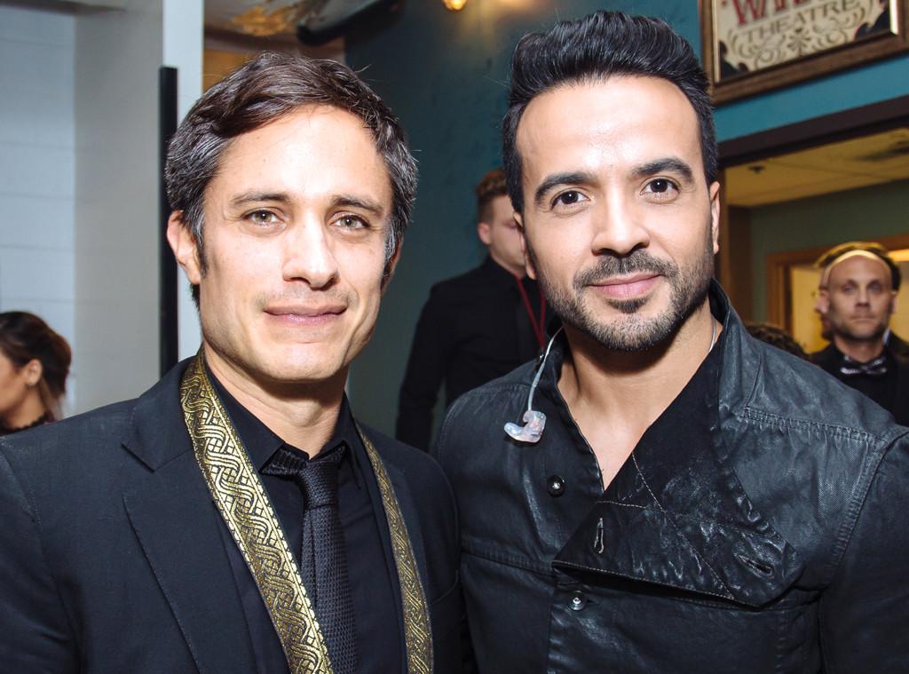 Gael Garcia Bernal, Luis Fonsi, Hispanic Heritage Awards