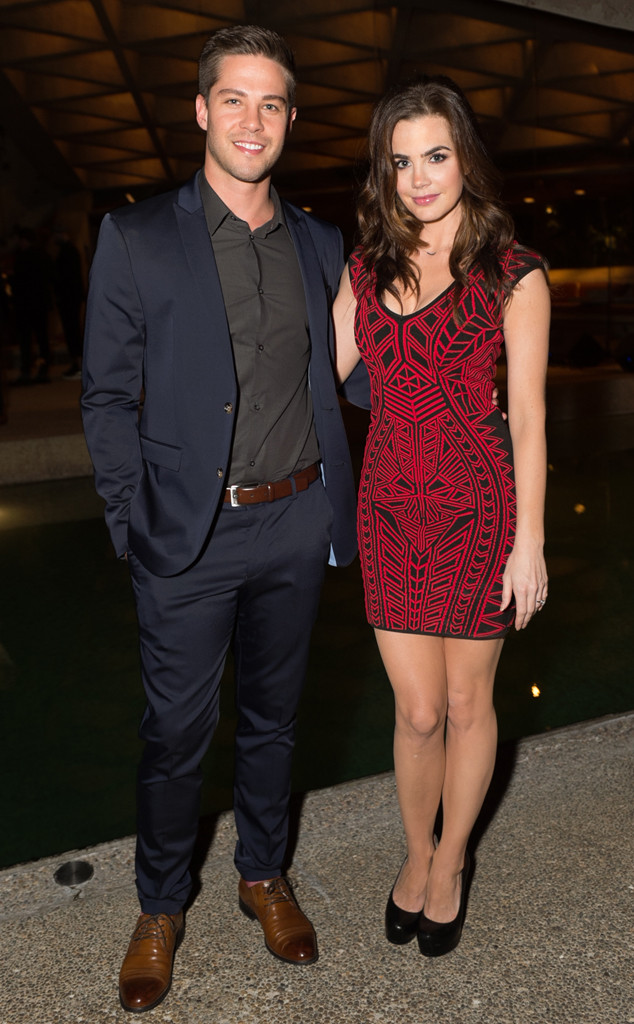 Dean Geyer, Jillian Murray