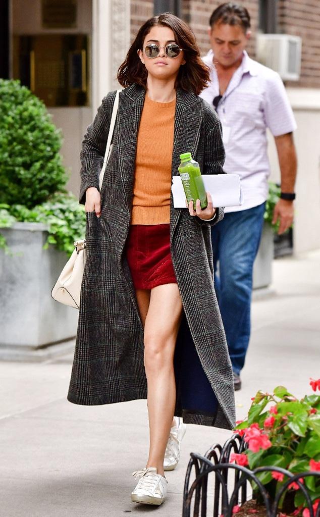ESC: Selena Gomez, Street Style