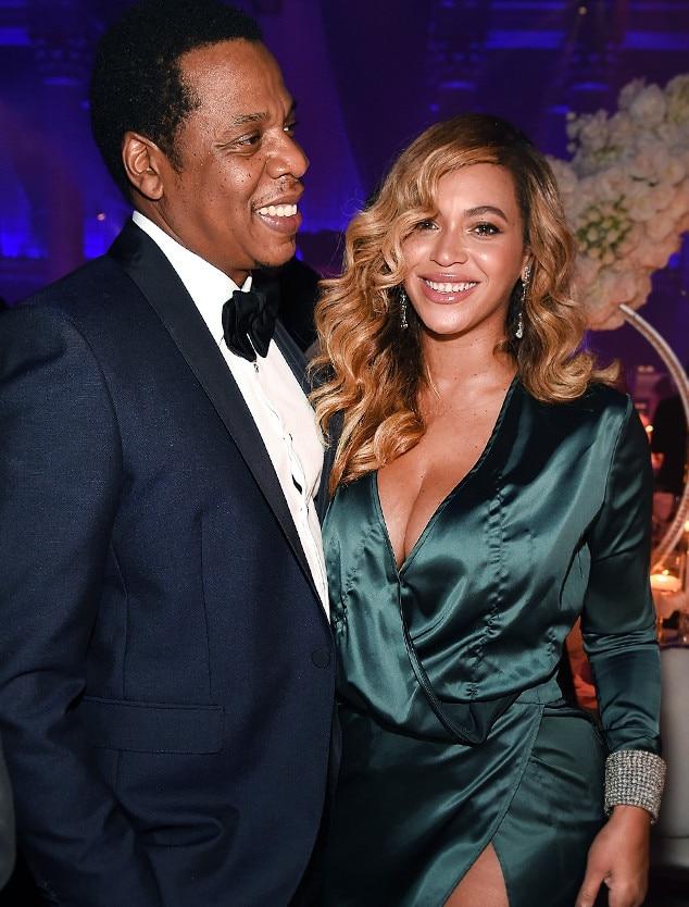 ESC: Jay-Z, Beyonce