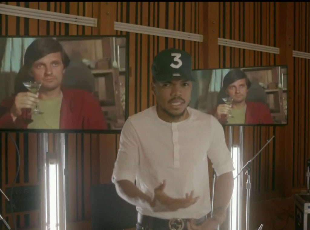 Chance the Rapper 2017 Emmys