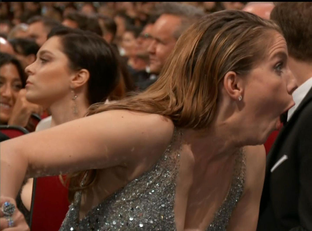 Anna Chlumsky, Colbert Moments, 2017 Emmys