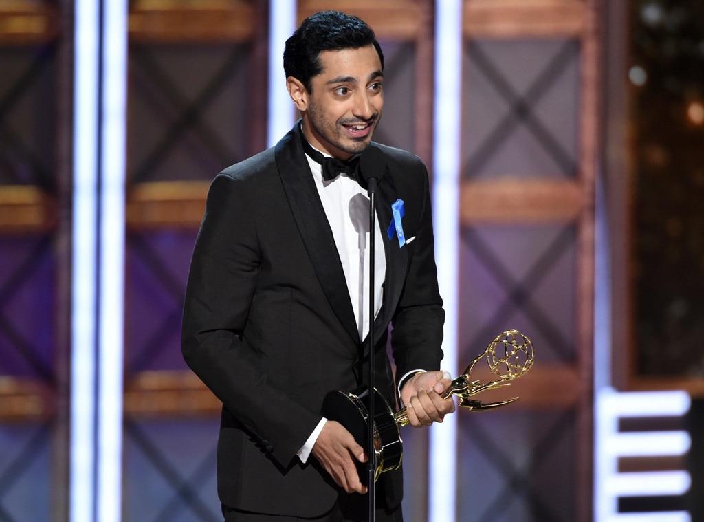 Riz Ahmed, 2017 Emmy Awards, Winners