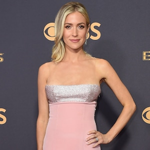 Kristin Cavallari, 2017 Emmy Awards, Arrivals