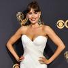 Sofia Vergara, 2017 Emmy Awards, Arrivals