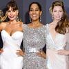 Jessica Biel, Sofia Vergara, Tracee Ellis Ross, 2017 Emmy Awards, Arrivals