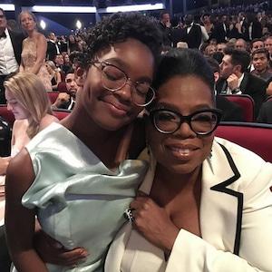 Marsai Martin, Emmys 2017