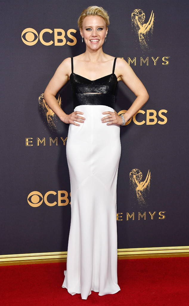 ESC: Kate McKinnon, 2017 Emmy Awards, Arrivals, Narciso Rodriguez