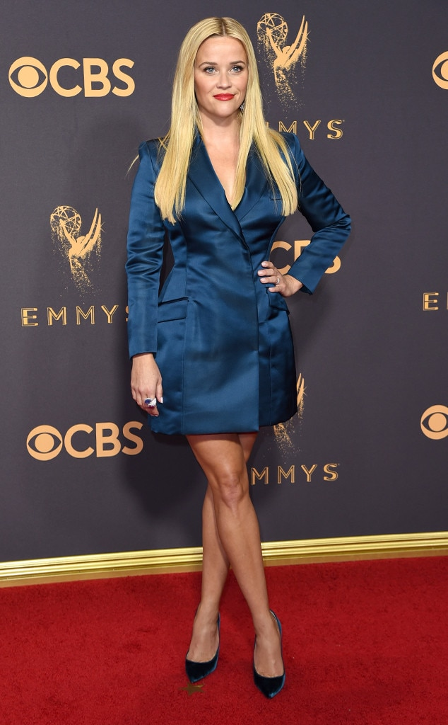 Reese Witherspoon, 2017 Emmy Awards, Arrivals