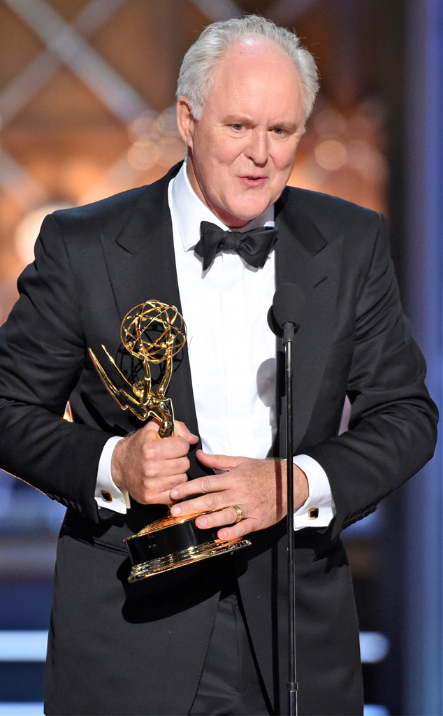 John Lithgow, 2017 Emmys