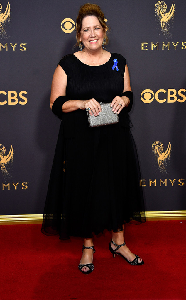 Ann Dowd, 2017 Emmy Awards, Arrivals