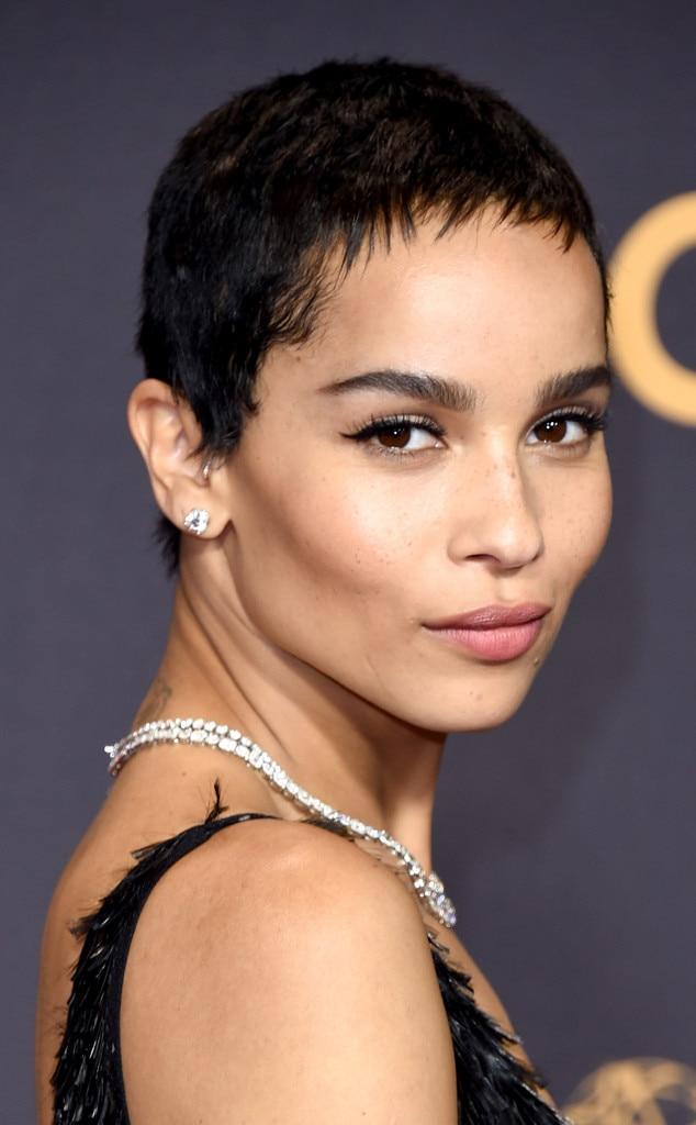 Zendaya From The Best Celebrity Short Haircuts E News