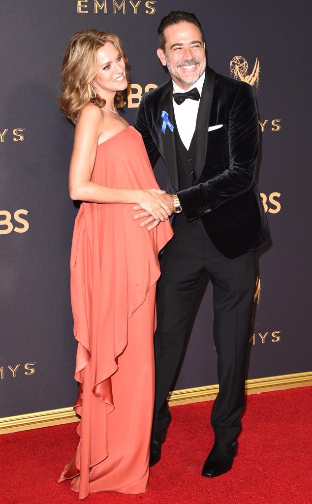 Jeffrey Dean Morgan and Hilarie Burton Welcome Baby No. 2 ...