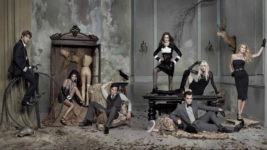 Gossip Girl Cast 2009