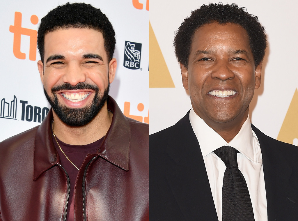 Drake, Denzel Washington