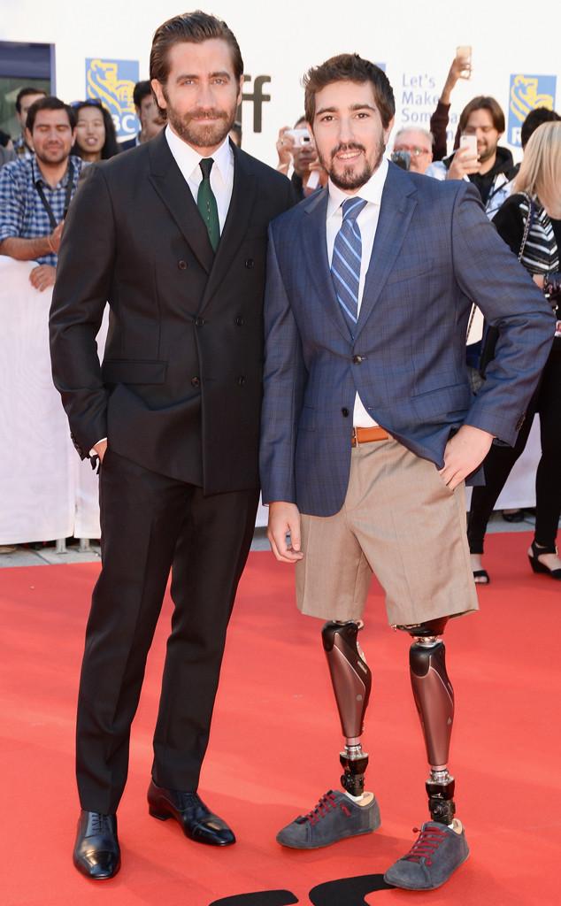 Jake Gyllenhaal, Jeff Bauman