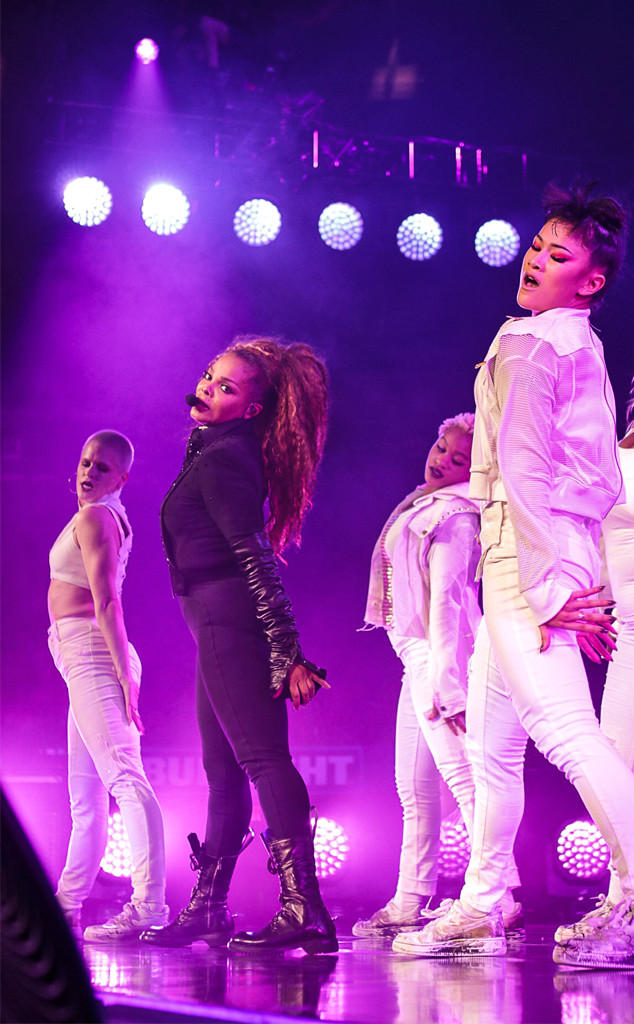 Janet Jackson, State of the World Tour